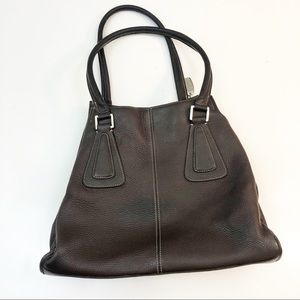 Tignanello leather purse shoulder bag